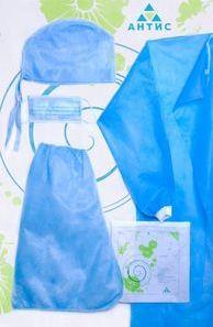 Комплект одежды хирургический КОХ стерильный