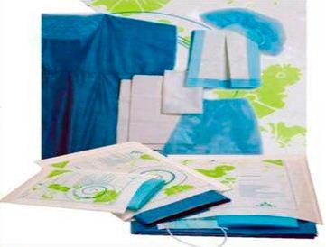 Комплект одежды и белья акушерского КОБА-19(КАБ-02-простынь с карманом)