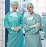 Медицинские одноразовые халаты из нетканных материалов