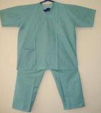 Медицинский стерильный костюм врача
