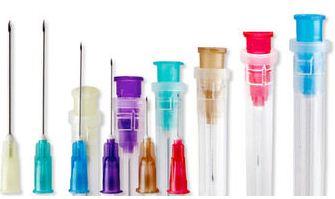 Одноразовые медицинские иглы для шприцев
