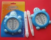 Детский термометр для воды модель В-4 Черепашка
