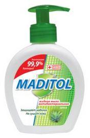 Антибактериальное мыло MADITOL
