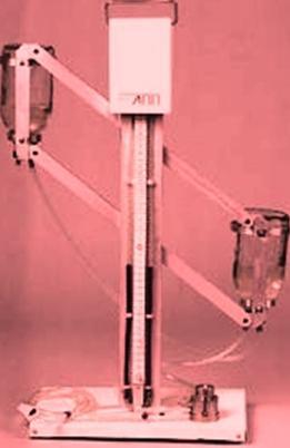 Аппарат для пневмоторакса и пневмоперитонеума АПП-400-01