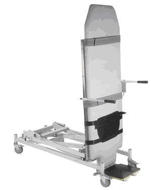 Стол-вертикализатор 1-но секционный LOJER TILT TABLE