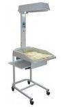 Стол для санитарной обработки новорожденных АИСТ-1