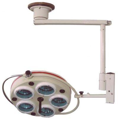 Светильник хирургический потолочный (5-рефлекторный) YD 02-5