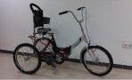 Велосипед-тренажер для больных ДЦП (детский, модель №5)