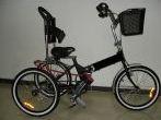 Велосипед-тренажер для больных ДЦП (детский, модель №4)