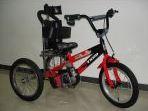 Велосипед-тренажер для больных ДЦП (детский, модель №2)